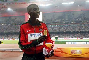 Bivši olimpijski šampion suspendovan na četiri godine