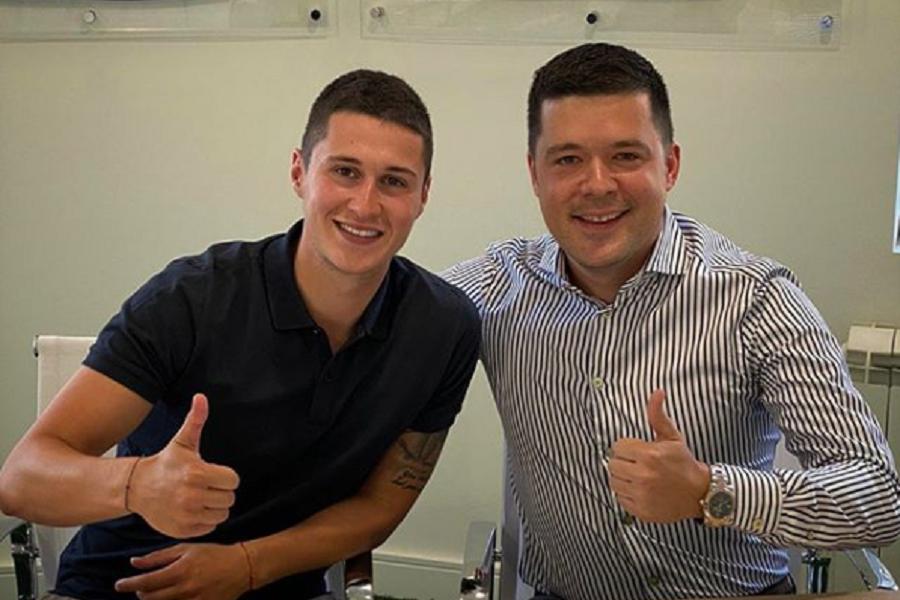NA NOVOM POČETKU Pantićev potpis za oporavak karijere - MaxBet Sport