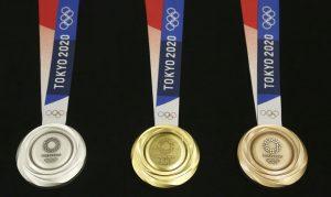 Bilans medalja na Olimpijskim igrama u Tokiju